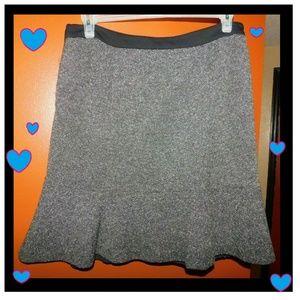 Corp Goth Skirt Size 10 Liz